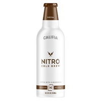 Califia Farms Mocha Nitro Cold Brew Coffee with Almond milk  Food Product Image