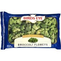 Birds Eye Broccoli Florets Food Product Image