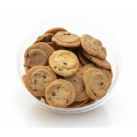 Bakery Fresh Goodness Mini Chocolate Chip Cookies Food Product Image
