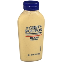 Grey Poupon Mustard Dijon Food Product Image