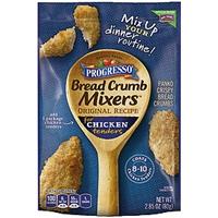 Progresso Crispy Bread Crumbs Bread Crumb Mixers Original Recipe Panko Food Product Image