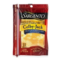 Sargento Deli Style Colby-Jack Cheese Food Product Image
