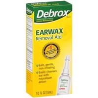 Debrox Earwax Removal Aid Food Product Image