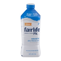 Fairlife Reduced Fat 2% Ultra-Filtered Milk Food Product Image