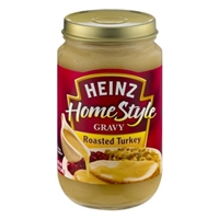 Heinz Gravy Homestyle Roasted Turkey Food Product Image