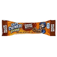 Capn Crunch Cereal Bar Peanut Butter Allergy and Ingredient