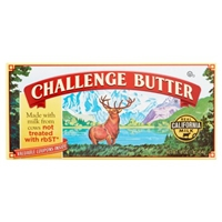 Challenge Salted Butter Quarters Food Product Image