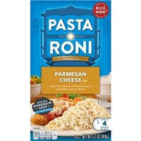 Pasta Roni Angel Hair Pasta Parmesan Cheese Food Product Image