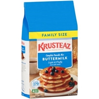 Krusteaz Buttermilk Pancake Mix Food Product Image