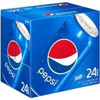 Pepsi Soda - 24 PK Food Product Image