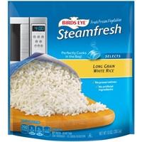 Birds Eye Steamfresh Long Grain White Rice Food Product Image