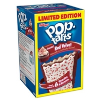 Kellogg's Pop-Tarts Frosted Red Velvet Pastries 8 ct Food Product Image