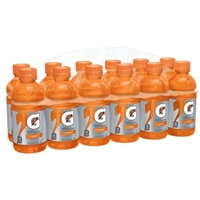 Gatorade Thirst Quencher Orange - 12 CT Food Product Image