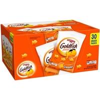 Pepperidge Farm Goldfish Baked Snack Crackers 30-1.5 oz. Packs Food Product Image