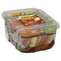 O Organics Apple Slices Sweet, Organic Food Product Image