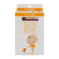 Wellements Baby Teeth Relief Food Product Image