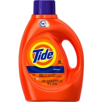 Tide High Efficiency Original Scent Laundry Detergent Food Product Image