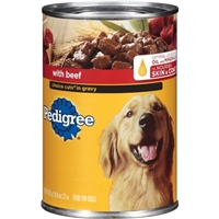 Pedigree Choice Cuts Choice Cuts In Sauce With Beef Food For Adult Dogs Food Product Image