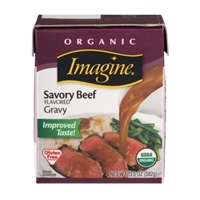 Imagine Organic Savory Beef Gravy Food Product Image