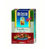 De Cecco Fusilli Tricolor Pasta Food Product Image