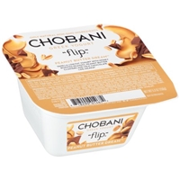 Chobani Greek Low-Fat Yogurt Flip Peanut Butter Dream Food Product Image
