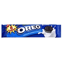 Oreo Cookies Chocolate Sandwich Food Product Image