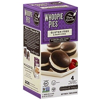 Piping Gourmets Whoopie Pies Chocolate Vanilla Food Product Image