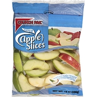 Crunch Pak Mixed Apple Slices Food Product Image