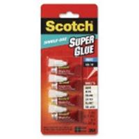 Scotch Super Glue .017 Oz Food Product Image