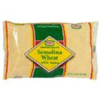 Semolina Wheat Food Product Image