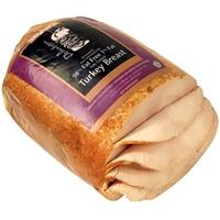 Wegmans Delicatessen 98% Fat Free Turkey Breast Food Product Image