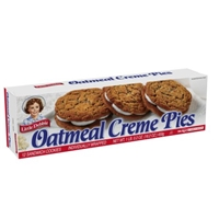 Little Debbie Oatmeal Creme Pies - 12 CT Food Product Image