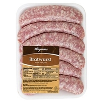 Wegmans Hot Dogs & Sausages Bratwurst Food Product Image