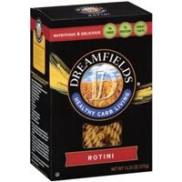 Dreamfields Healthy Carb Living Rotini Food Product Image