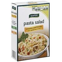 Spartan Pasta Salad Creamy Parmesan Food Product Image