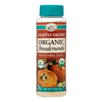 Edward & Sons Organic Breadcrumbs Lighty Salted Food Product Image
