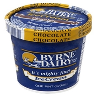 Byrne Dairy Ice Cream Chocolate Allergy And Ingredient Information