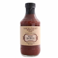Local Folks Foods Honey BBQ Sauce Product Image
