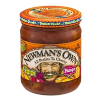 Newman's Own Medium Mango Salsa Food Product Image