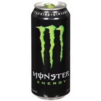 Monster Energy Drink Food Product Image