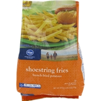 Kroger Shoestring Fries Food Product Image