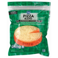Kroger Shredded Pizza Blend Cheese Food Product Image