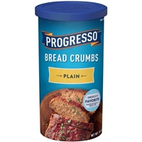 Progresso Plain Bread Crumbs Food Product Image