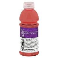 vitaminwater Revive Fruit Punch 20 oz Food Product Image
