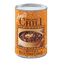 Amy's Organic Chili With Vegetables Medium Food Product Image