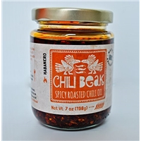 Chili Beak Spicy Roasted Chili Oil Food Product Image