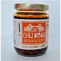 Chili Beak Spicy Roasted Chili Oil Food Product Image