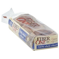 Fiber One English Muffins 100% Whole Wheat Food Product Image