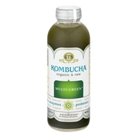 GT's Kombucha Organic & Raw Multi-Green Food Product Image