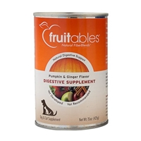 Fruitables Pumpkin Digestive Supplement For Dog And Cats, 15 Ounce Food Product Image